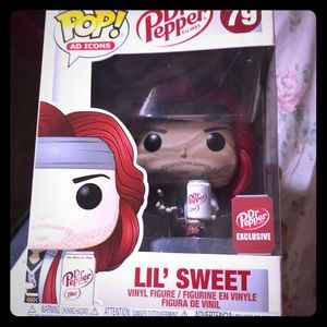 Dr. pepper exclusive Lil sweet Funko Pop